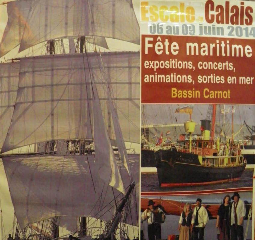 fête maritime calais juin 2014