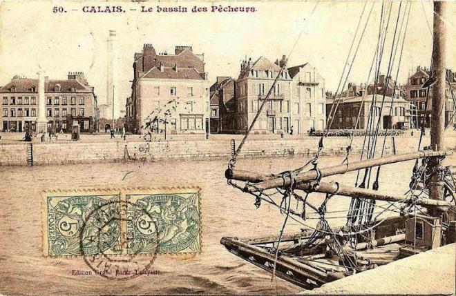 Calais son port sa plage son quartier maritime du courgain son histoire ses activit s touristiques - Bassin recreatif ancienne lorette calais ...
