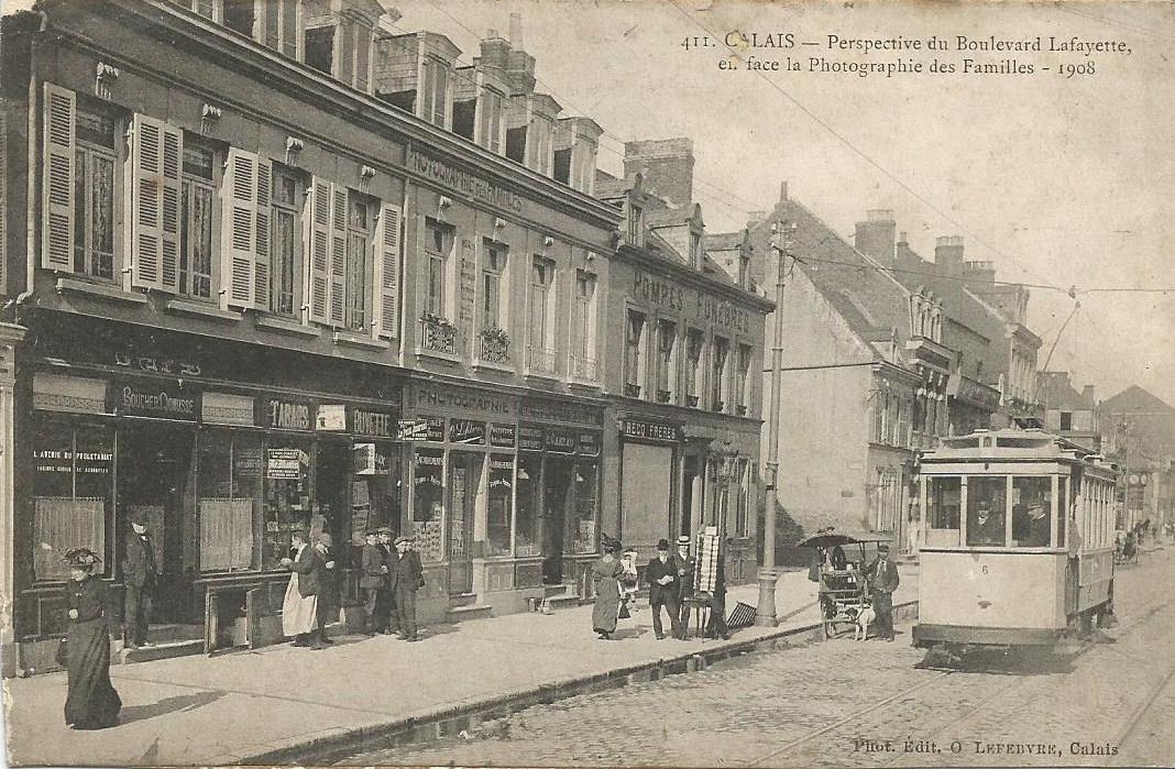 Calais boulevard lafayette photographe o lefebvre 2