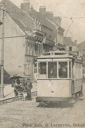 Calais boulevard lafayette un remouleur photographie o lefebvre