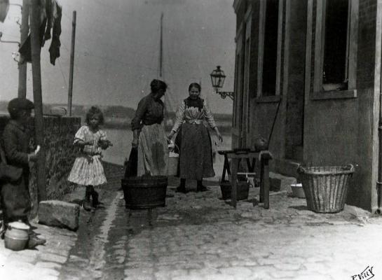 Calais les lavandieres au courgain 2