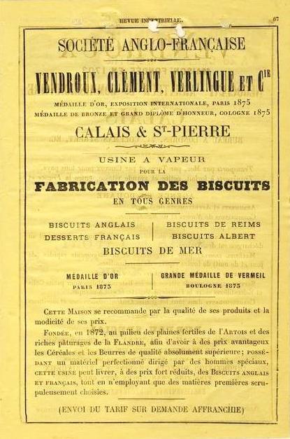 Calais publicite vendroux