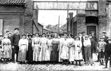 Calais usine des biscuits vendroux 1