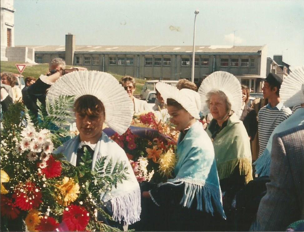 Calais benediction de la mer 1989