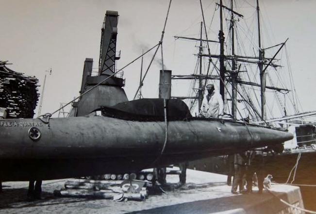 Photographie ancienne de Calais