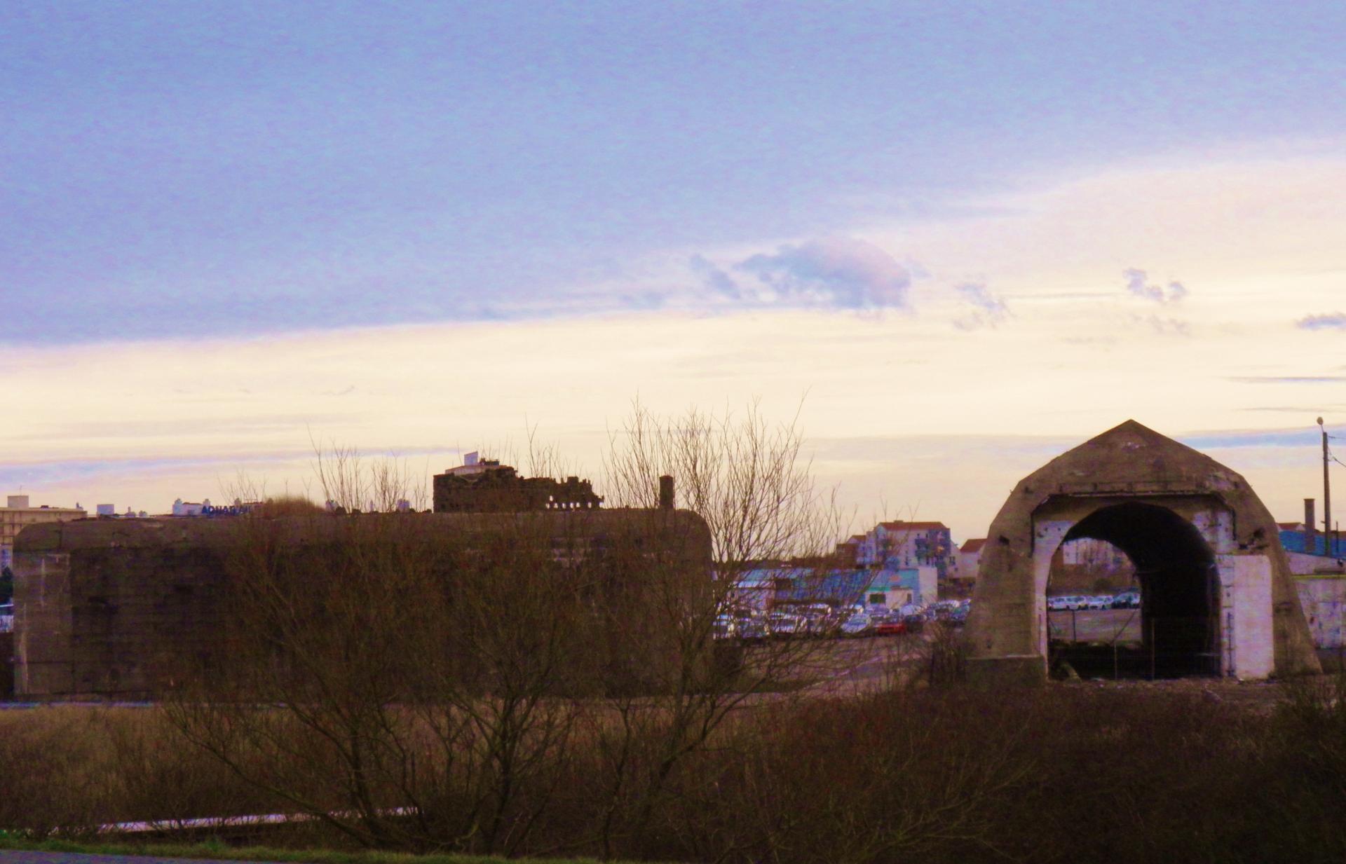 Calais blockhaus bunker