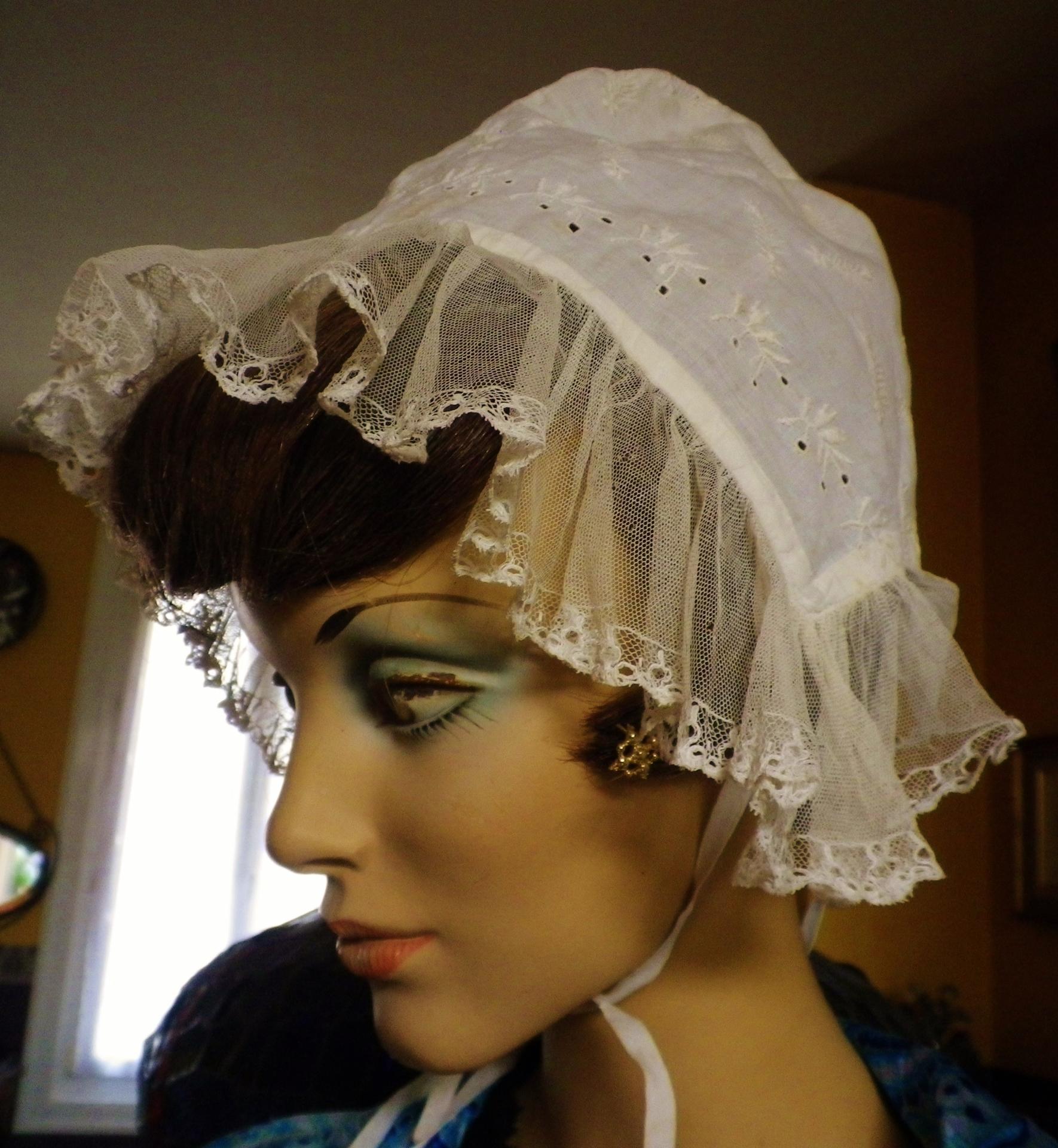Calais courguinoise en bonnet potele rare