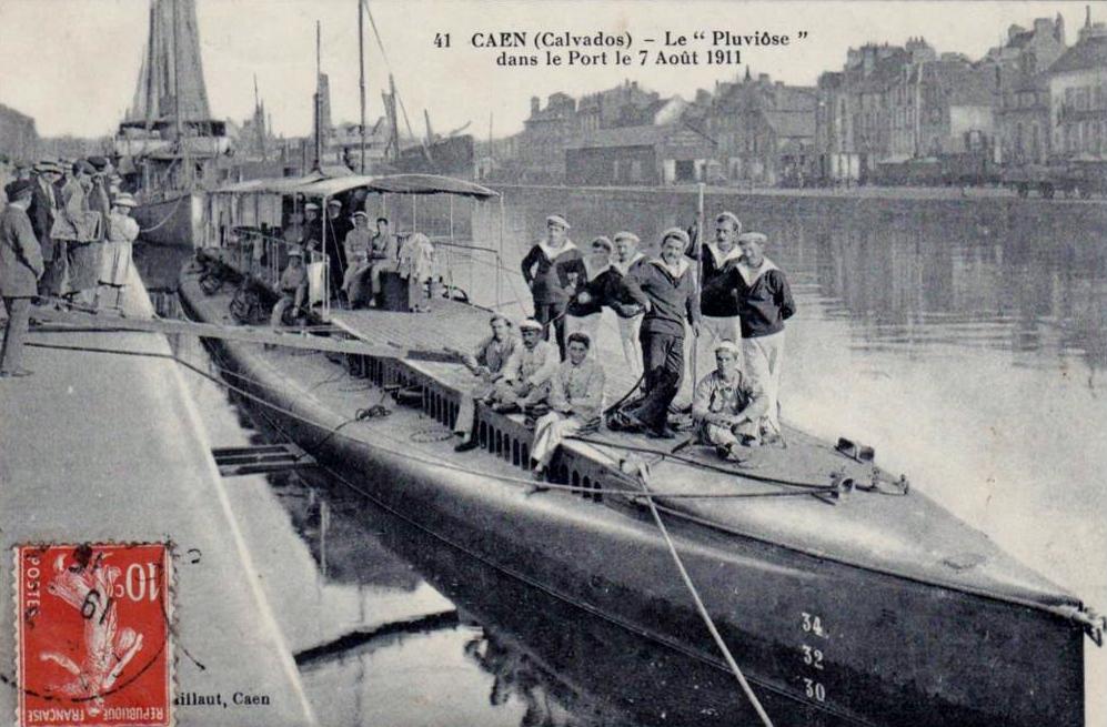 Calais submersible le pluviose