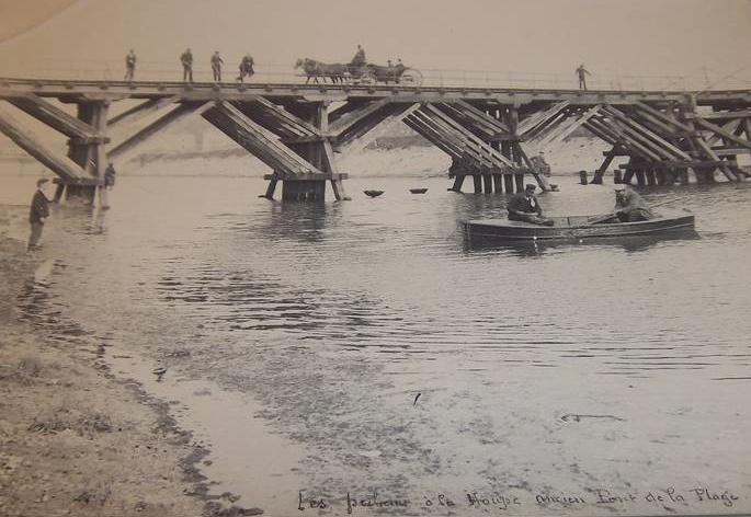 Calais Photographie ancienne de 1898