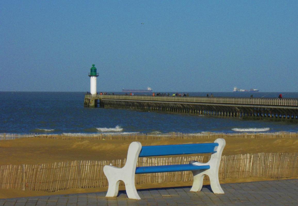 Photo plage de Calais