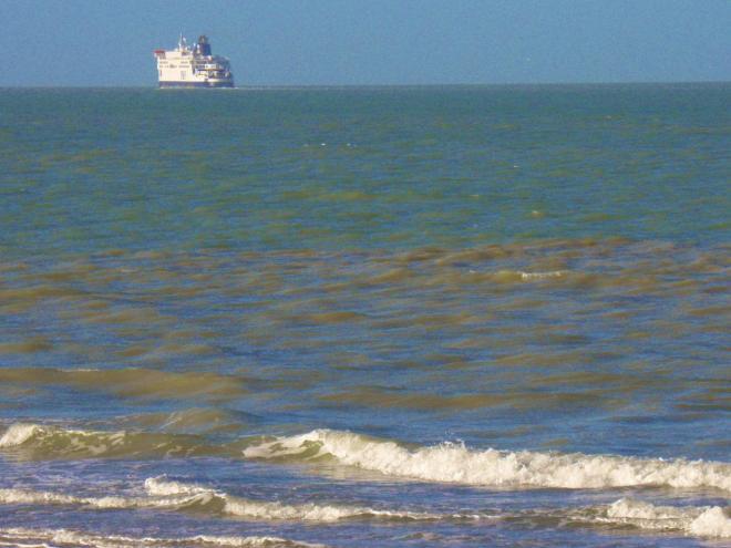 Photographie plage de Calais