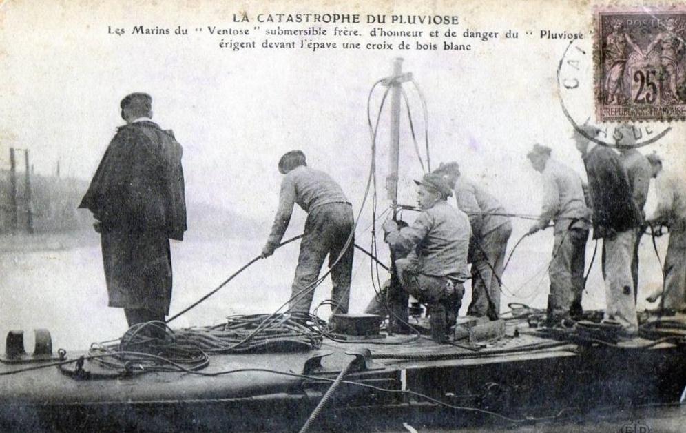 photo Calais le ventose le pluviose