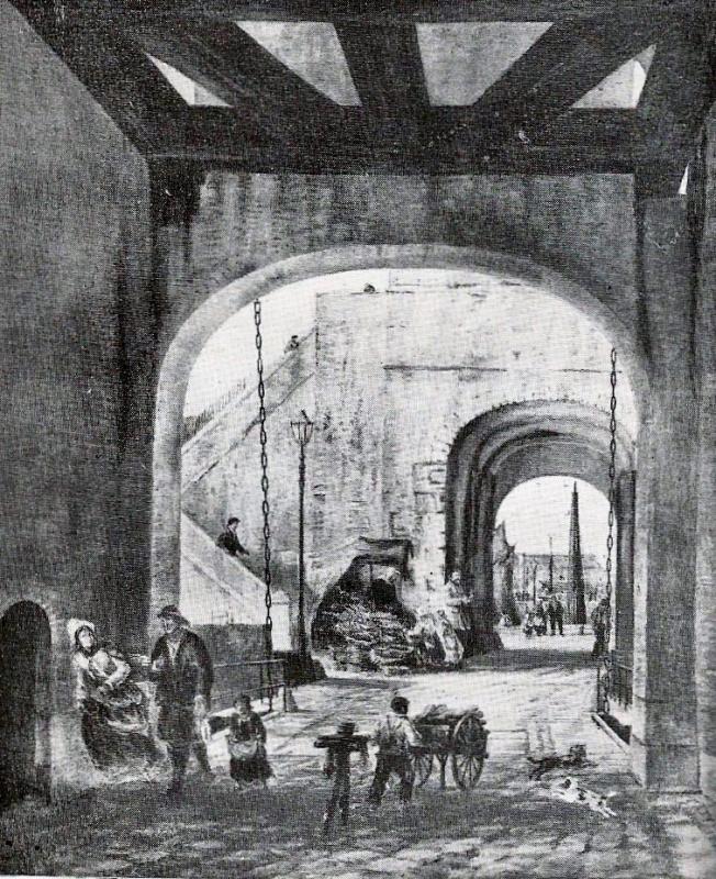 Calais porte du Havre