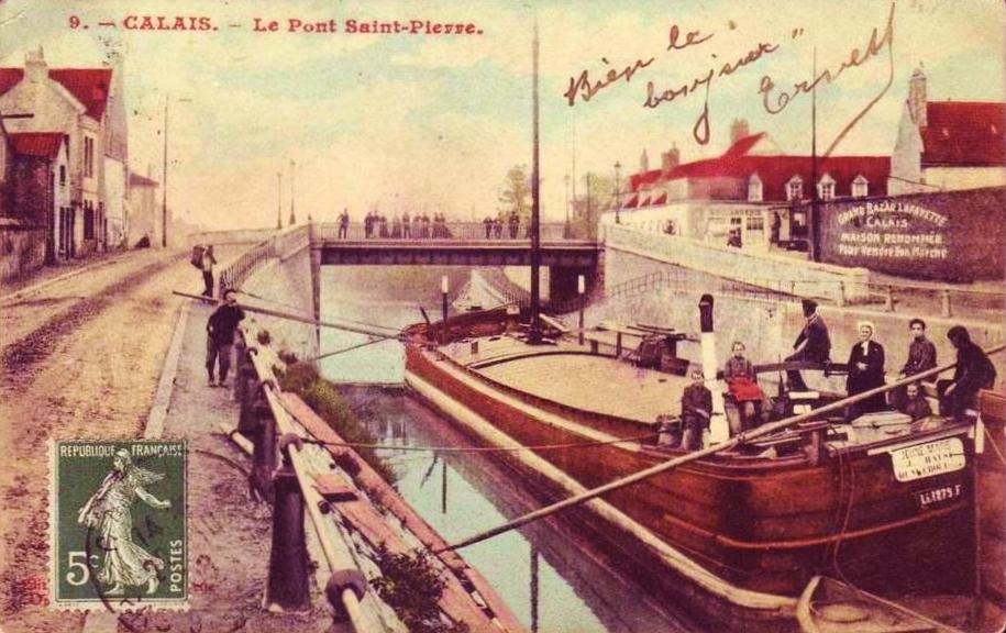 Calais saint pierre peniche