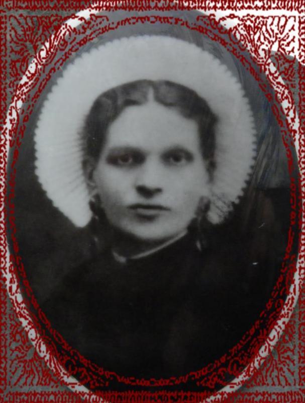 Charlotte Barbe du Courgain
