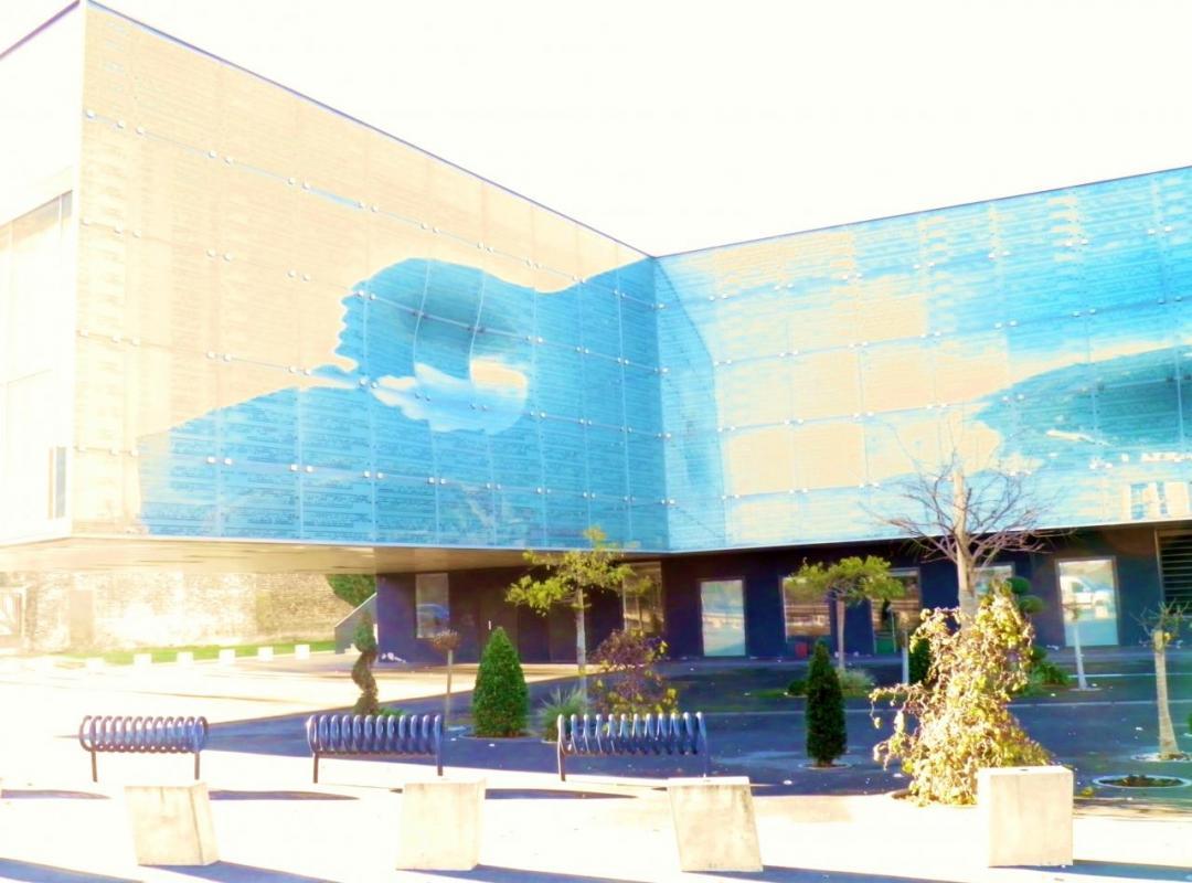 Cite Internationale musée de la dentelle Calais