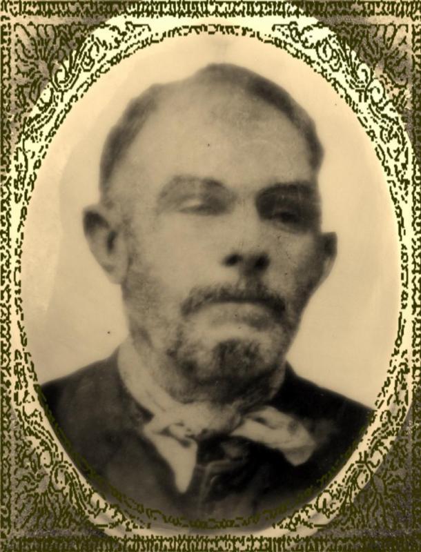 photographie d'un membre de la famille Langlet Devisme