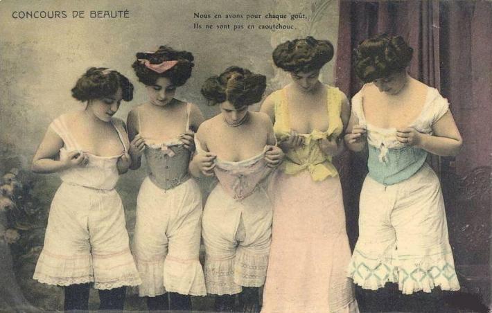 Femmes en culottes matelote nue femme calais