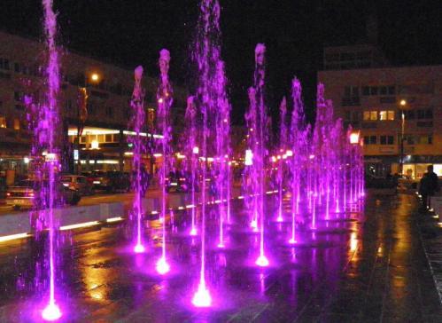 photographie de la Fontaine de calais