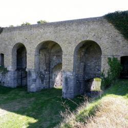 La porte des eaux du fort Nieulay