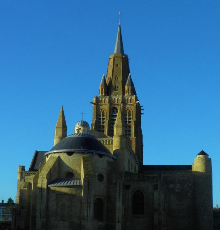 photgraphie-calais-église-notre-dame